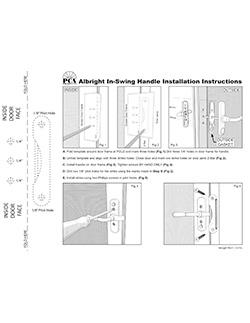 Albright Instructions