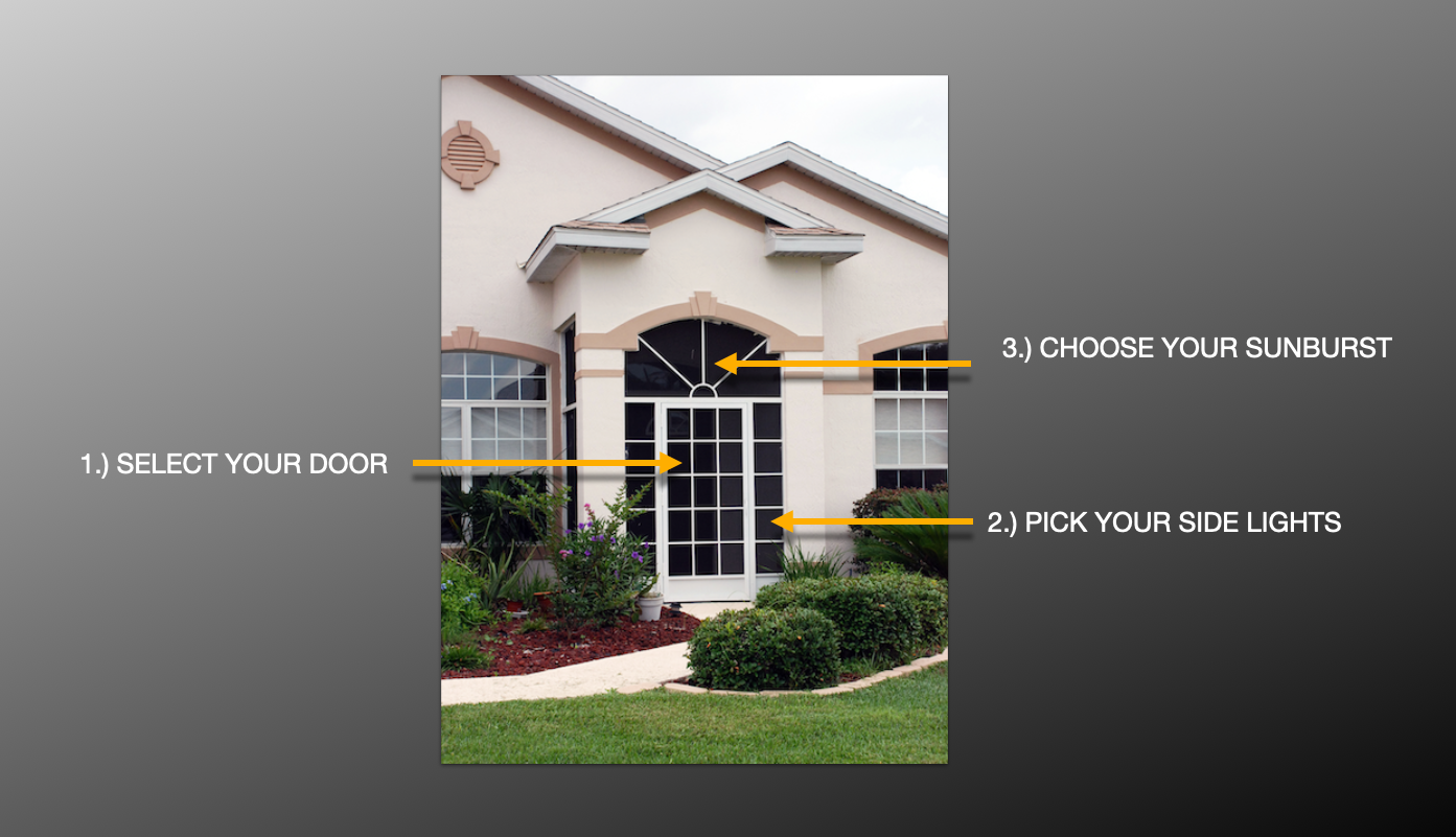 3 Steps to Create a Front Entry