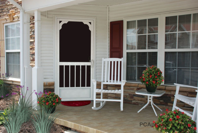 70 Screen Door Designs, 6 Colors and 8 Reasons to look no further