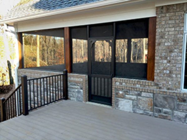 Screen Door Collections Make Matching Architectural Styles Easy