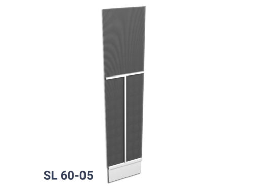 Sidelight Inserts For Front Entry Enclosures Pca Products