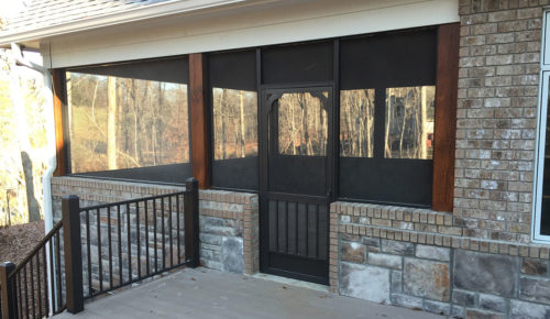 Aluminum Screen Door Company - Patio Ideas - Aluminum… | PCA
