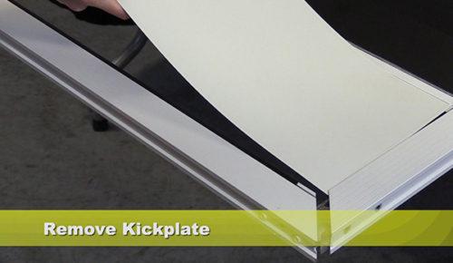 Video Kickplate