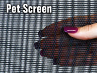 Screen Samples Pet