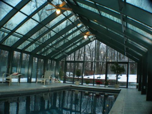 S I  Pool Enclosure