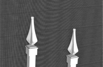 Die Cast Finial