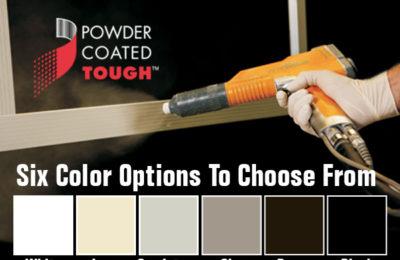 Powder Coat Color Options