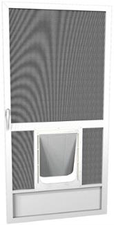 pet friendly screen door