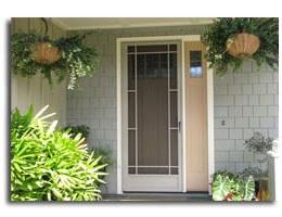 porch screen doors Galveston TX