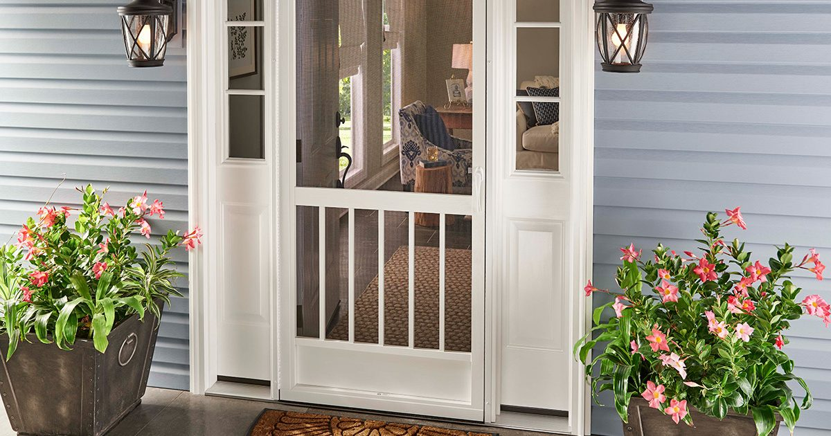 One Great Feature That Prevents Your Screen Door From Pca Products