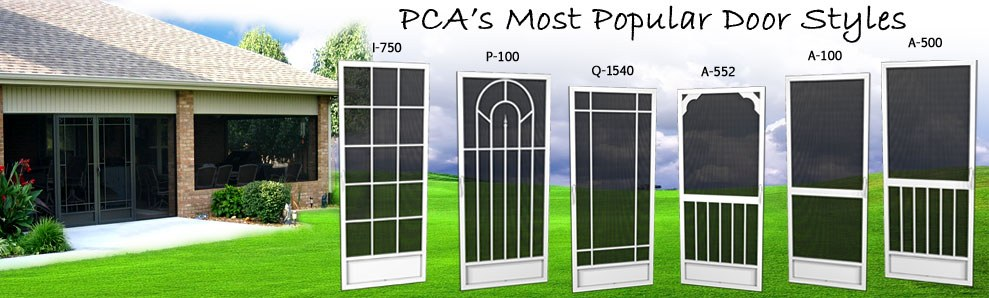 screen doors Pekin IL, best screen doors, company